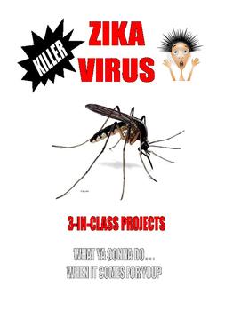 KILLER . . .ZIKA VIRUS . . .BATS . . . ENVIRONMENTAL SCIEN