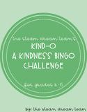 KIND-O, a kindness bingo challenge