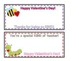 KIND Valentine for Teachers, Teacher Gift