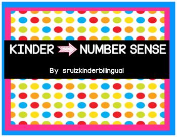 KINDER NUMBER SENSE