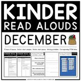 KINDER READ ALOUDS: DECEMBER