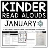 KINDER READ ALOUDS: JANUARY
