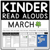 KINDER READ ALOUDS: MARCH