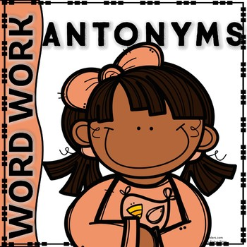 KINDER WORDWORK ANTONYMS