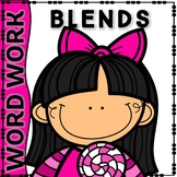KINDER WORDWORK-BLENDS