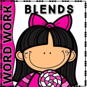 KINDER WORDWORK-BLENDS