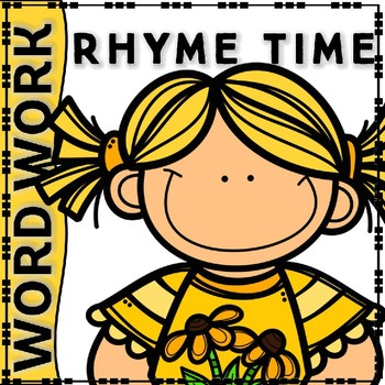 KINDER WORDWORK RHYMETIME