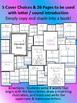 KINDERGARTEN/1ST NO PREP Alphabet ABC Letter Writing Book