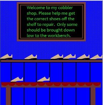 Cobbler, Cobbler~ beat, ti-ti, ta, so-mi~interactive Smartboard~Game Song