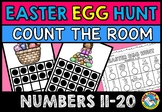 KINDERGARTEN EASTER ACTIVITIES (EASTER COUNT THE ROOM) EAS