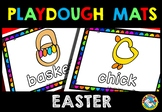KINDERGARTEN EASTER ACTIVITY (PRESCHOOL EASTER PLAYDOUGH M