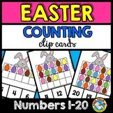 PRESCHOOL EASTER ACTIVITY KINDERGARTEN (EGGS TEN FRAME CARDS TO 20 COUNTING)