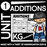 Kindergarten Addition UNIT ONE