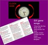 KINDERGARTEN MUSIC PLANS - one month - Natl Standards linked- Animated File