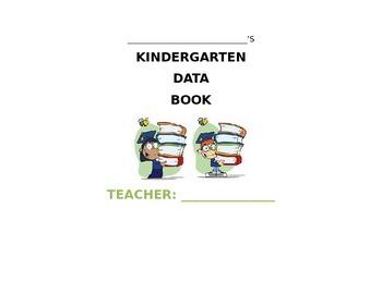 KINDERGARTEN STUDENT DATA BOOK