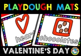 FEBRUARY ACTIVITIES KINDERGARTEN (VALENTINE'S DAY PLAYDOUGH MATS)