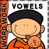 KINDERWORDWORK DISCOVER SHORT VOWELS