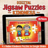 KINDNESS ACTIVITIES - DIGITAL JIGSAW PUZZLES online games