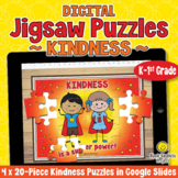 KINDNESS ACTIVITIES - DIGITAL JIGSAW PUZZLES on Google Sli