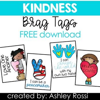 Kindness Reward Tags