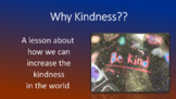 WHY KINDNESS Bullying Prevention Character Ed SEL LESSON 5 video Social Skills