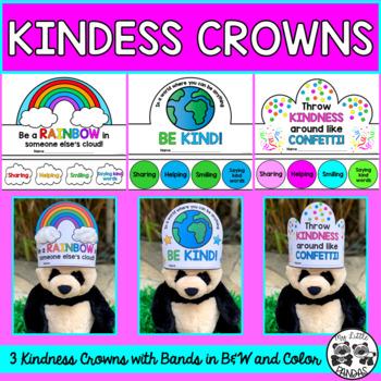KINDNESS CROWNS for Kindness Week