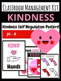 KINDNESS Classroom Management Kit, Posters, Wheels, and Charts
