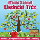 KINDNESS TREE Bulletin Board - Random Acts of Kindness Challenge