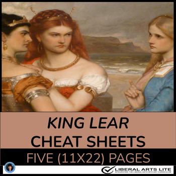 SHAKESPEARE: KING LEAR ONE SHEET
