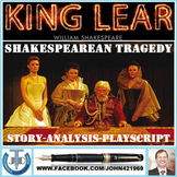 KING LEAR - SHAKESPEAREAN TRAGEDY : UNIT PLANS AND RESOURCES