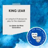 KING LEAR - middle school script