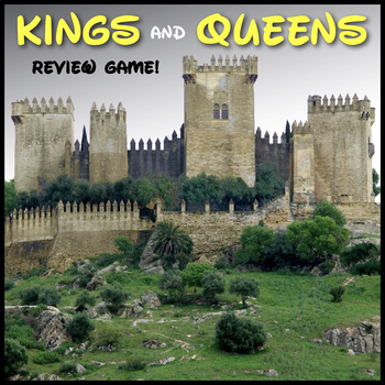 KINGS & QUEENS (A super fun review game!)