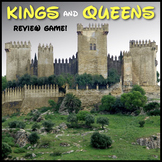 KINGS & QUEENS (Super fun review game!)