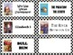 KIPP Wheatley Book Labels Grade 5