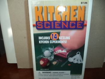 KITCHEN SCIENCE   ISBN 1-58295-020-2
