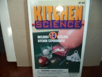 KITCHEN SCIENCE   ISBN 1-58295-020-2