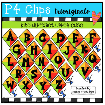KITE Alphabet BUNDLE (P4 Clips Trioriginals)