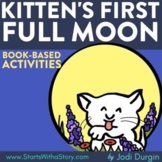 KITTEN'S FIRST FULL MOON Activities Worksheets Read Aloud Lesson Plans