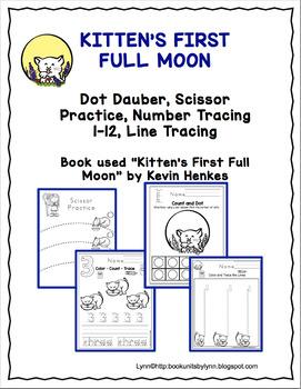 KITTEN'S FIRST FULL MOON BOOK UNIT ADD-ON