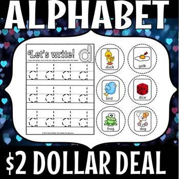 Kindergarten  Alphabet Mats