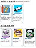 Kindergarten iPad Apps for Summer Practice