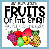 KJV Fruits of the Spirit {For Little Minds}