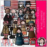 American Heroes clip art - by Melonheadz