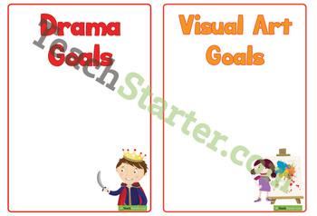 KLA Goal Posters – Portrait