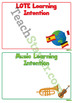 KLA Learning Intention Posters – Landscape