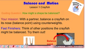 KLEWS: Second Grade Balance Slides