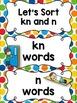 KN Phonics Activities FREE