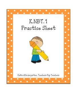 K.NBT Practice Activity