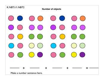 K.NBT.1 & 1.NBT.2