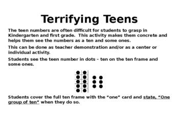 KNBT1 Terrifying Teens